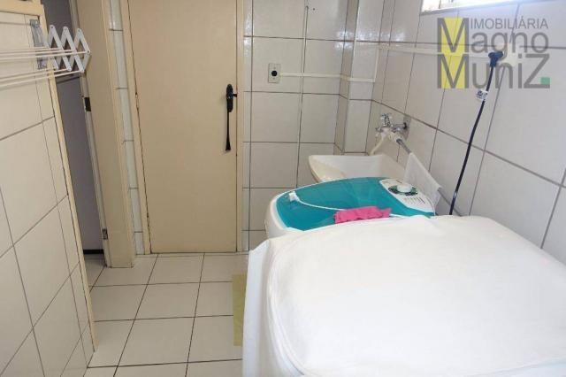 Edifício Dra. Risalva - Apartamento residencial à venda, Papicu, Fortaleza. - Foto 12