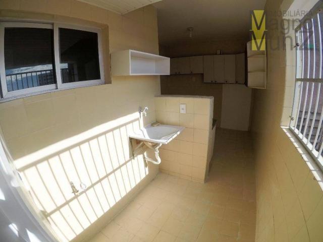 Apartamento com 3 dormitórios à venda por r$ 190.000 - papicu - fortaleza/ce - Foto 11