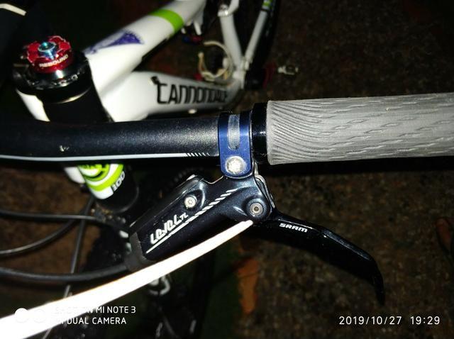 Bicicleta Cannondale Scapel aloy 5 - Foto 2
