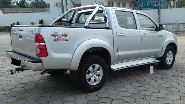 Toyota Hilux SRV 2013 - Foto 6