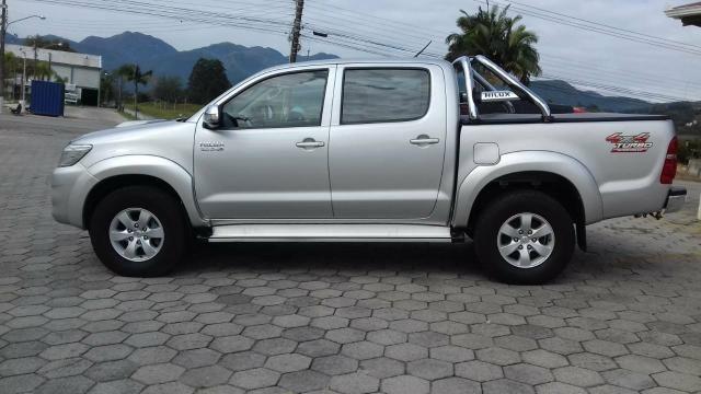 Toyota Hilux SRV 2013 - Foto 8