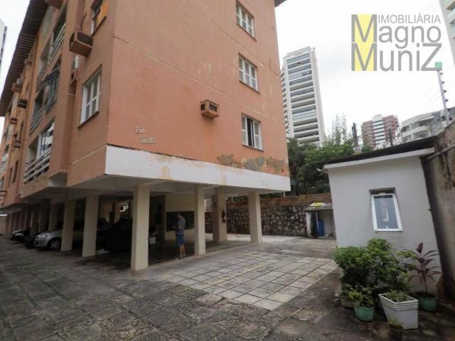 Kitnet com 1 dormitório à venda por r$ 125.000 - cocó - fortaleza/ce - Foto 3