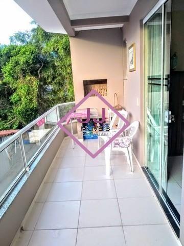 Apartamento à venda com 2 dormitórios em Ingleses do rio vermelho, Florianopolis cod:17169 - Foto 3
