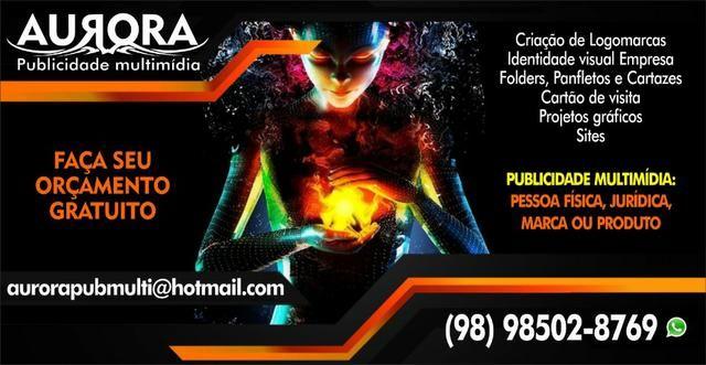 Aurora - Publicidade Multimídia (criação de artes em geral entre outros serviços)