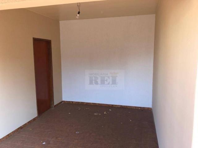 Casa com 3 dormitórios para alugar, 1 m² por R$ 1.100/mês - Vila Borges - Rio Verde/GO - Foto 8