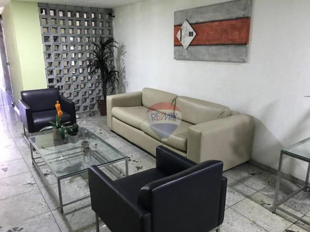 Apartamento com 3 dormitórios à venda, 116 m² por R$ 630.000,00 - Casa Caiada - Olinda/PE - Foto 6