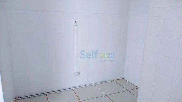 Casa com 1 dormitório para alugar, 40 m² - Barreto - Niterói/RJ - Foto 5