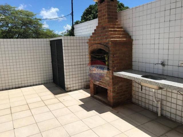 Apartamento com 3 dormitórios à venda, 116 m² por R$ 630.000,00 - Casa Caiada - Olinda/PE - Foto 8