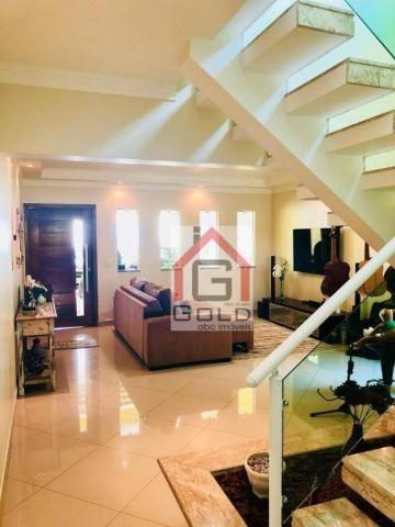 Sobrado com 3 dormitórios à venda, 195 m² por R$ 850.000 - Parque das Nações - Santo André - Foto 3