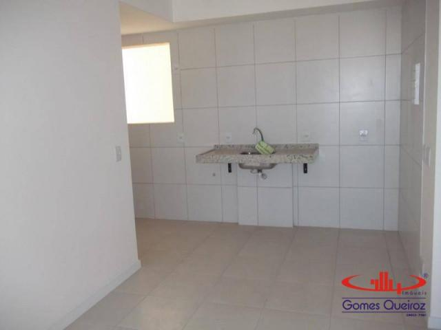 Apartamento residencial à venda, Cambeba, Fortaleza - AP0036. - Foto 4