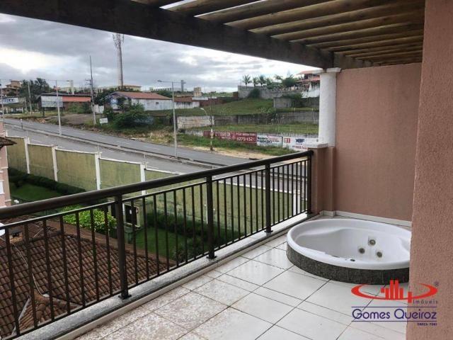 Apartamento com 3 dormitórios à venda, 136 m² por R$ 650.000,00 - Porto das Dunas - Aquira - Foto 4