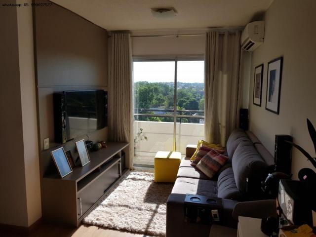 Apartamento para Venda em Cuiabá, Boa Esperança, 3 dormitórios, 1 suíte, 2 banheiros, 2 va - Foto 6