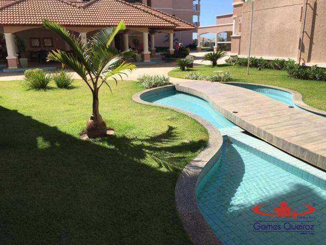 Apartamento com 2 dormitórios à venda, 68 m² por R$ 450.000,00 - Porto das Dunas - Aquiraz - Foto 6