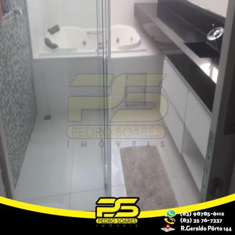 Casa com 4 dormitórios à venda, 460 m² por R$ 2.200.000,00 - Altiplano Cabo Branco - João  - Foto 4