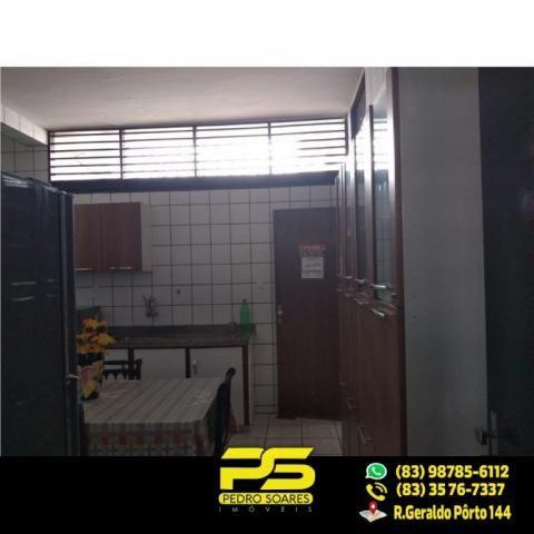 (EXCELENTE) Casa c/ 4 qts, 1 st, DCE, à venda, 420 m² por R$ 650.000 - Cristo Redentor - Foto 12