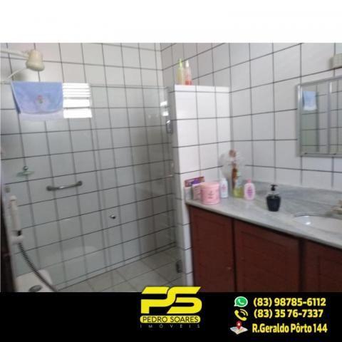 (EXCELENTE) Casa c/ 4 qts, 1 st, DCE, à venda, 420 m² por R$ 650.000 - Cristo Redentor - Foto 8