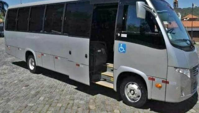 Micro ônibus Volare W9 2014