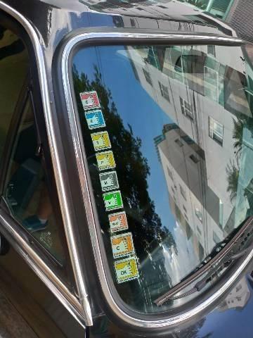 Opala diplomata 1988 completo carro placa preta leia discrição - Foto 9