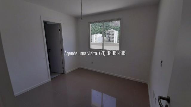 Cobertura linear em Botafogo, no You, Real Grandeza, 156m, 3 quartos, vista Cristo - Foto 11