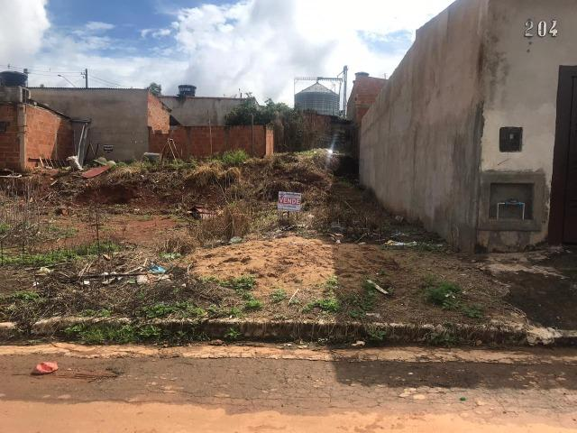 Terreno á venda no bairro Jardim São Paulo em Alfenas MG