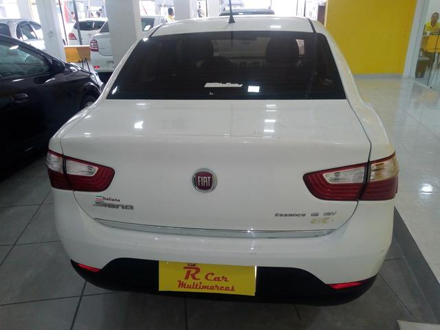 Fiat Grand Siena 1.6 + GNV , IPVA 2020 grátis Ent+ 48x 925,00 - Foto 5
