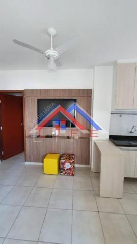 Apartamento para alugar com 1 dormitórios em Jardim panorama, Bauru cod:2819