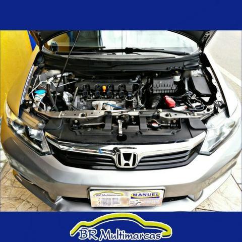 Honda Civic LXL Flex 2013 vendido - Foto 3