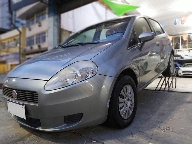 Fiat/ Punto Attractive 1.4 2011 Completa Sem Detalhes - Foto 3