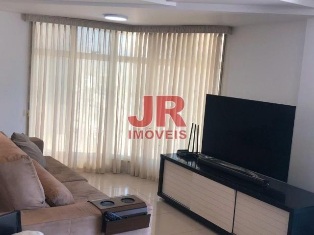 Excelente apartamento de alto padrão 4 suítes, decorado e mobiliado. Passagem-Cabo Frio-RJ - Foto 4