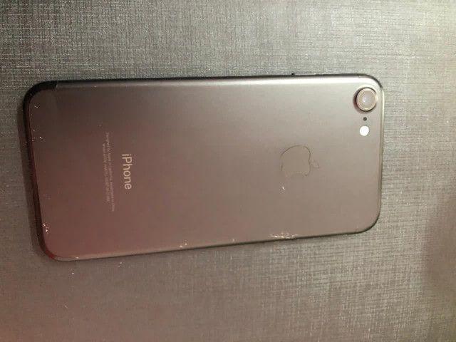iPhone 7 128GB Preto Matte Oportunidade  - Foto 5