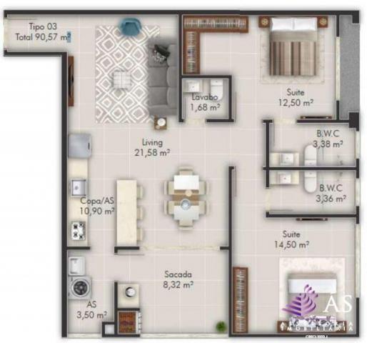 Apartamento em Navegantes SC - Foto 9
