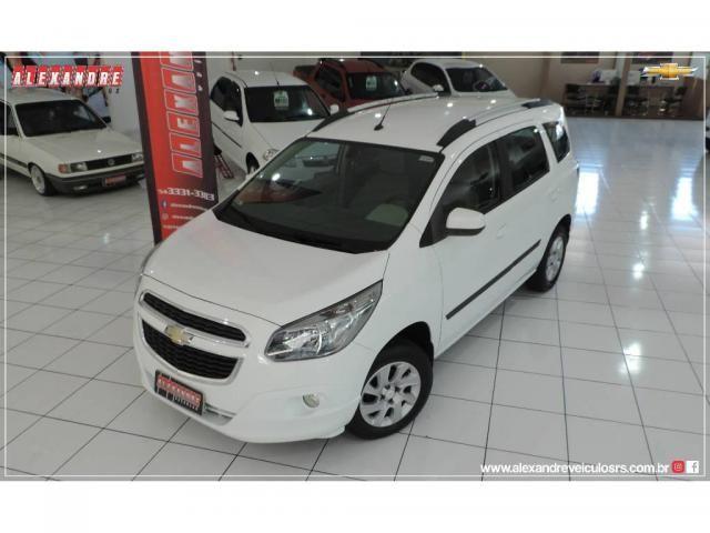 Chevrolet Spin 1.8 LTZ FLEX - Foto 2