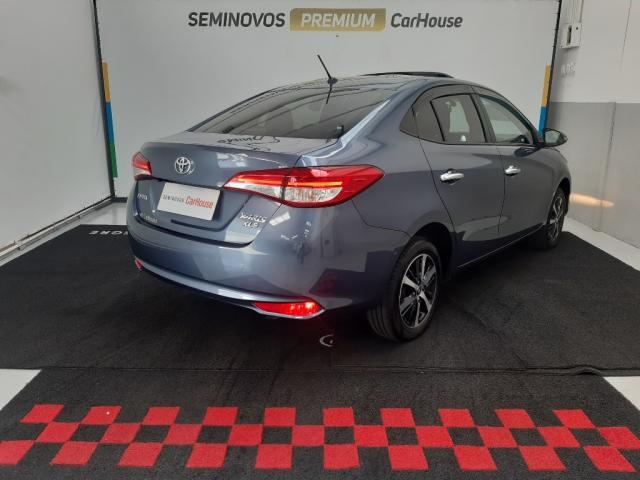 Toyota Yaris 1.5 16V FLEX SEDAN XLS MULTIDRIVE - Foto 3