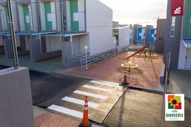 Casa nova no Condomínio Villa Girassóis  - Foto 12