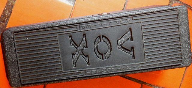 Pedal Vox Wha Wha V845 \Seminovo. Umuarama - Foto 5