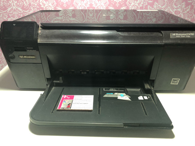 Vende-se impressora HP Photosmart C4780 - Foto 2
