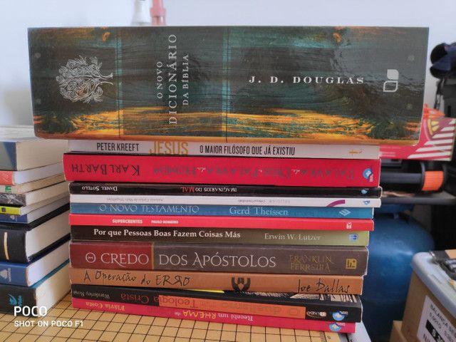 Livros teológicos - evangélicos  - Foto 4