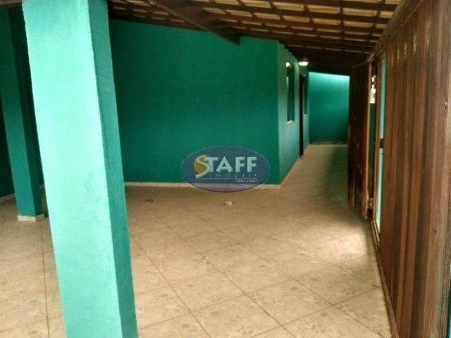 K- Casa Pronta com 2 quartos na rua do DPO em Unamar - Cabo Frio!  - Foto 8