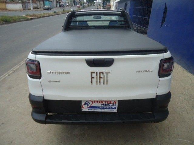 fiat/strada cab. simples freedom - Foto 4