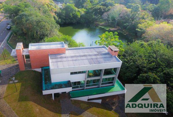 Casa em condomínio com 3 quartos no Condomínio Vila Toscana - Bairro Oficinas em Ponta Gro - Foto 3