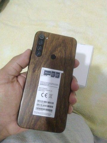 Xiaomi Redmi Note 8  passo cartão - Foto 3