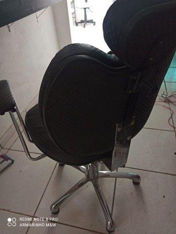 Cadeira cabeleireira - Foto 3
