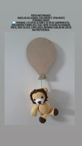 Balão porta maternidade  - Foto 5