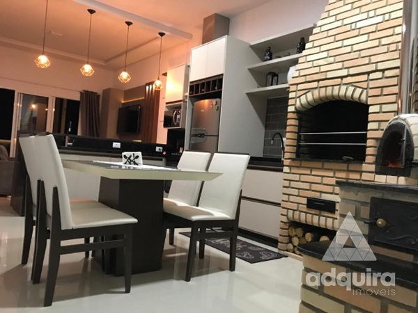 Casa em condomínio com 3 quartos no Condomínio Reserva Ecoville - Bairro Contorno em Ponta - Foto 9
