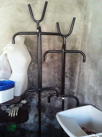 Manequins d ferro