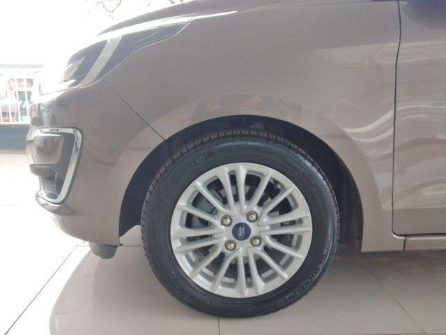 Ford Ka Sedan Titanium - Único Dono - Mas completo da categoria - Foto 8