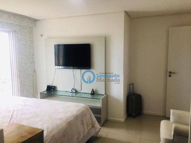 Apartamento com 3 dormitórios à venda, 135 m² por R$ 990.000 - Dionisio Torres - Fortaleza - Foto 7