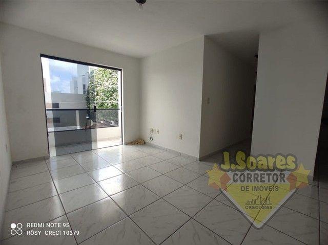 Cid. Universitário, 2 vagas, 3 quartos, suíte, 92m², R$ 980, Aluguel, Apartamento, João Pe - Foto 3