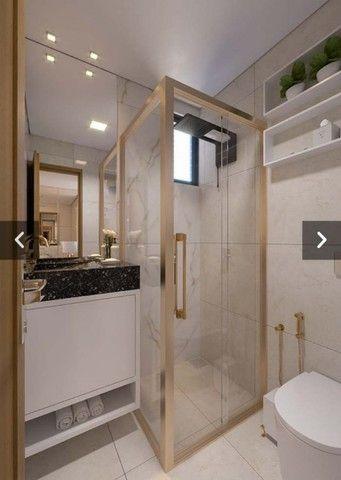 Apartamento no Bancários, alto padrão. 02 quartos com varanda - Foto 9
