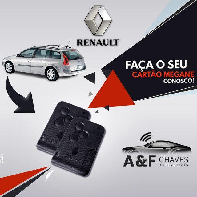 Chave Codificada Renault  - Foto 4